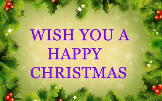 Best Merry Christmas Greetings