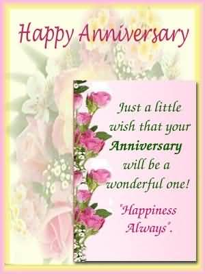 Best Message Anniversary Wishes For Brother Greetings