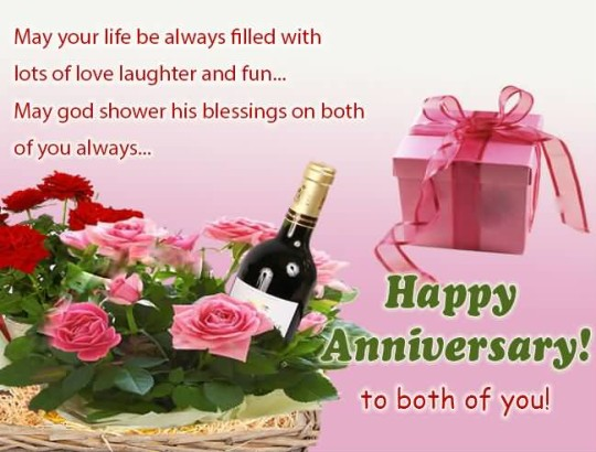 Best Message Anniversary Wishes For Uncle Picture