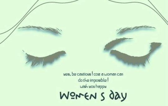 Best Quote Happy Women's Day Graphic