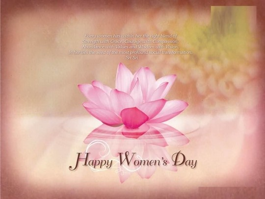 Cool Greetings Happy Women's Day