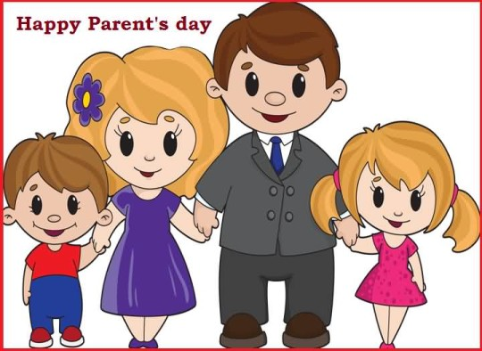 Cool Happy Parent's Day Picture