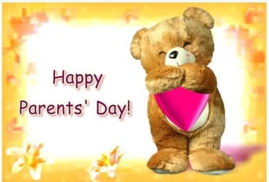 Cute Happy Parent's Day Picture