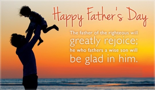 Fabulous Happy Father's Day Greetings