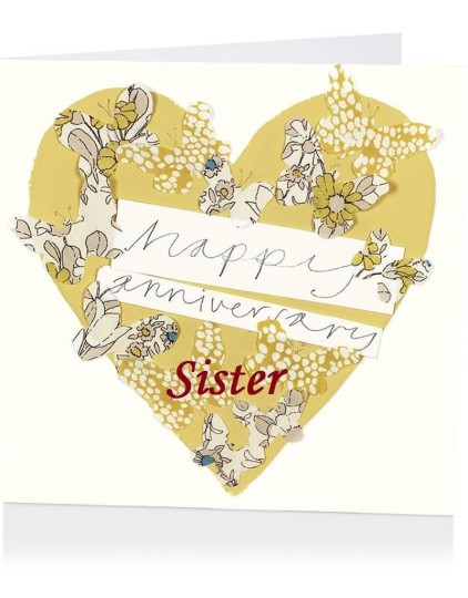 Fabulous Message Anniversary Wishes For Sister Wallpaper
