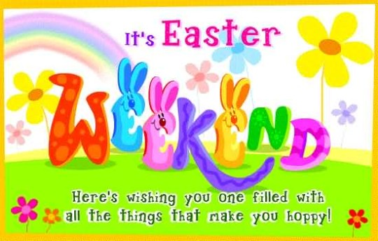 Fantastic Greetings Happy Easter Wishes