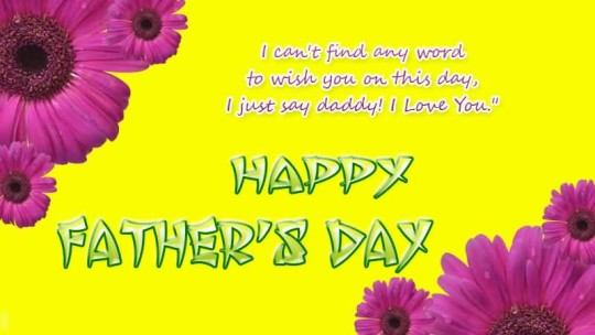 Fantastic Message Happy Father's Day Greetings