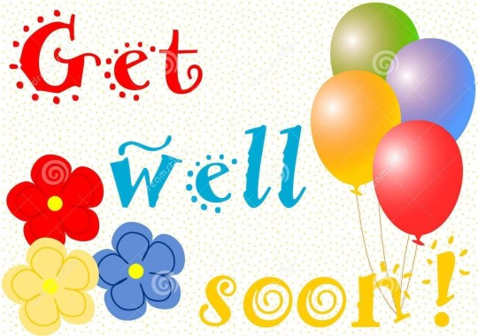 Great Get Well Soon Graphic