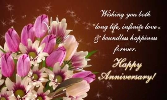 Great Message Anniversary Wishes For Sister