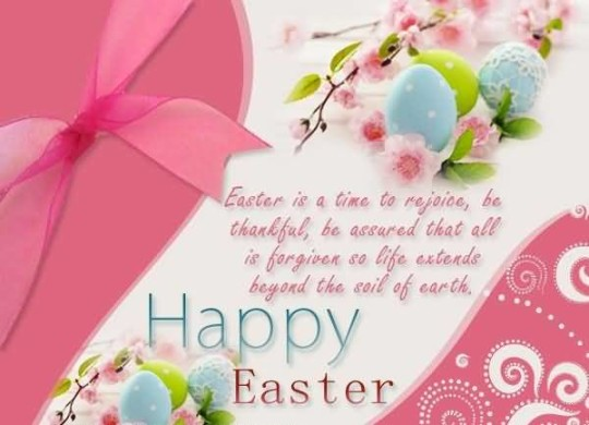 Great Message Happy Easter Greetings