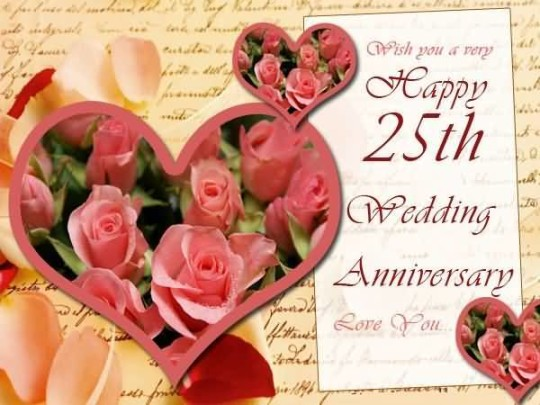 Latest 25th anniversary wishes for sister in law wallpaper nicewishes