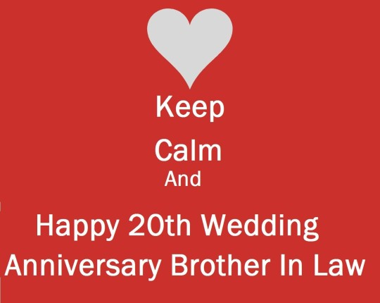 Latest Anniversary Wishes For Brother In Law Scrap