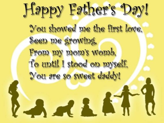 Latest Happy Father's Day E-Card