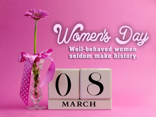 Latest Happy Women's Day Picture
