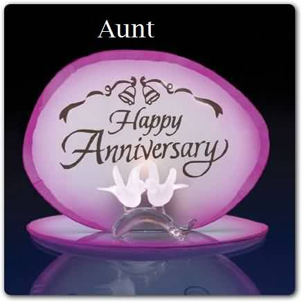 Lovely Anniversary Wishes For Aunt Wallpaper