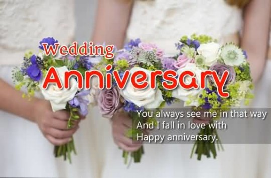 Lovely Anniversary Wishes For Uncle  Image
