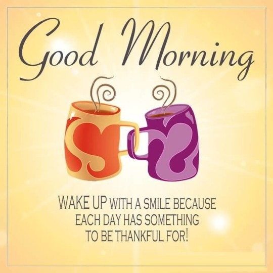 Lovely Good Morning Message Wallpaper