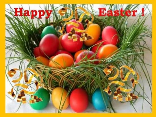 Lovely Greetings Happy Easter Wishes