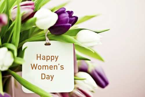 Lovely Happy Women's Day Wallpaper