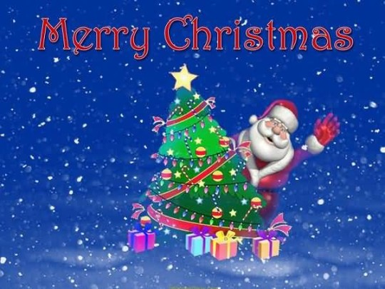 Mind Blowing Merry Christmas Greetings