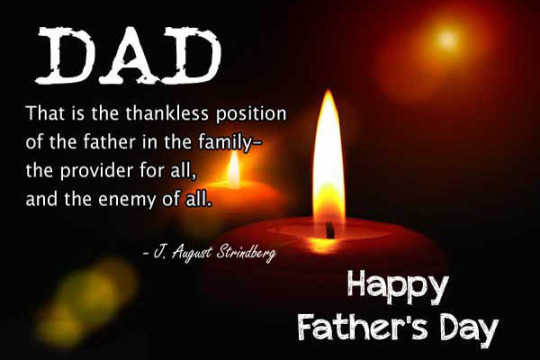 Mind Blowng Happy Father's Day Wallpaper
