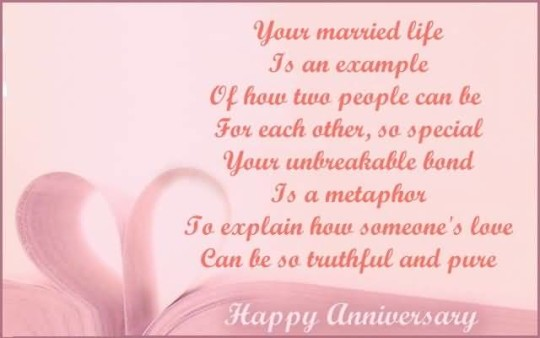 Nice Anniversary Wishes For Sister In Law Graphic
