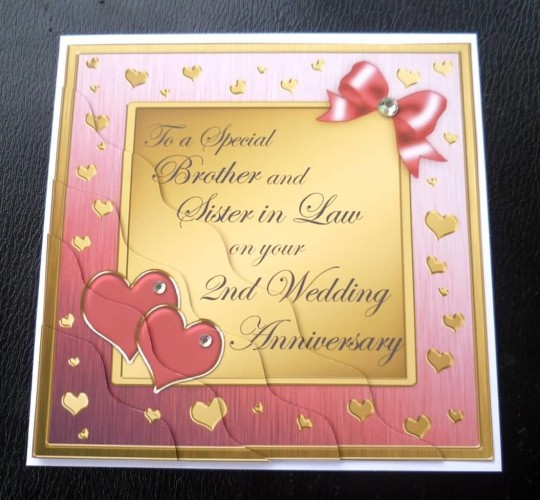 Nice Greetings Anniversary Wishes For Sister In Law