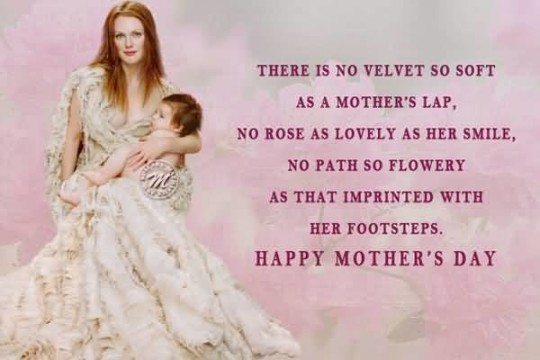 Nice Message Happy Mother's Day Image