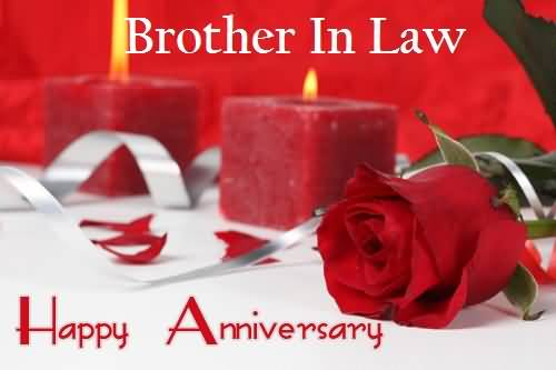 Outstanding Greetings Anniversary Wishes For Brother In Law