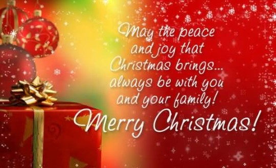Superb Message Merry Christmas Greetings