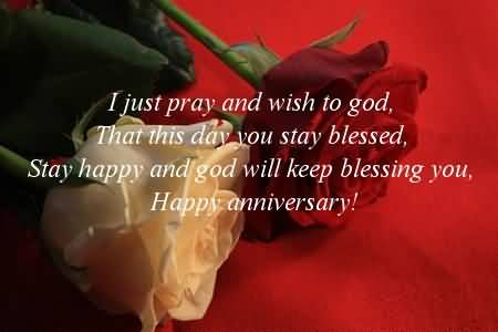 Sweet Anniversary Wishes For Uncle E-Card