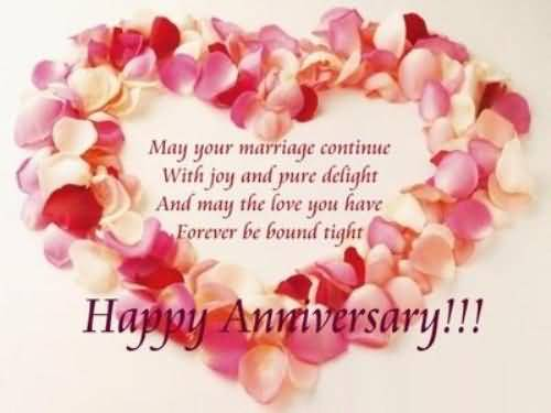 Sweet E-Card Anniversary Wishes For Brother In Law