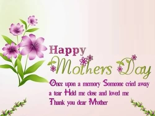 Sweet Happy Mother's Day Image Picture