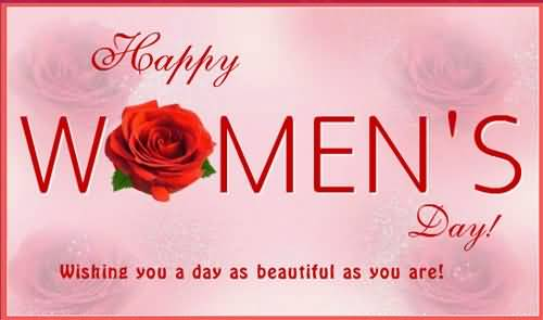 Sweet Happy Women's Day Greetings