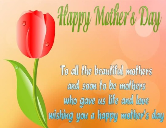 Terrific Quote Happy Mother's Day Greetings