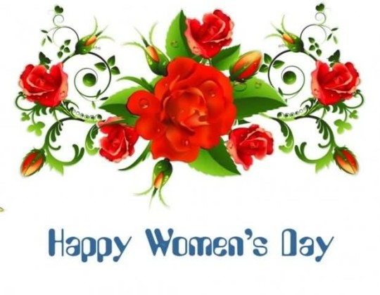 Traditional Happy Women's Day Greetings