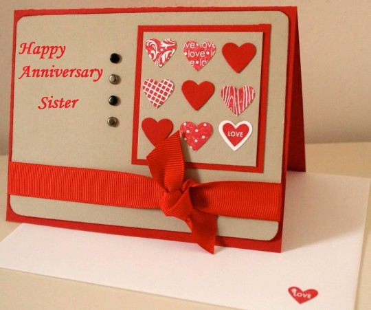 Ultimate E-Card Anniversary Wishes For Sister