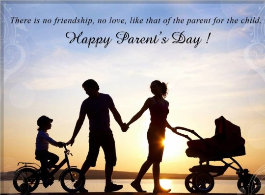 Ultimate Happy Parent's Day Greetings