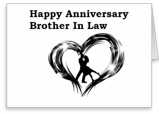 Unique Anniversary Wishes For Brother In Law Design