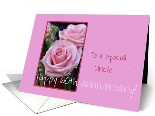 Unique E-Card Anniversary Wishes For Uncle