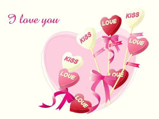 Unique Love Wishes Graphic
