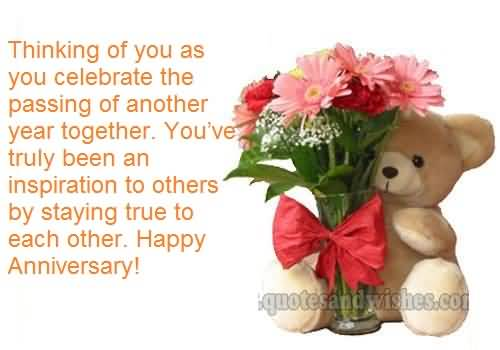 Unique Quote Anniversary Wishes For Sister In Law
