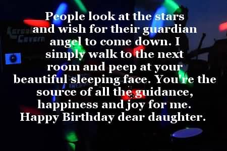 Amazing Birthday Wishes For Daughter Wallpaper