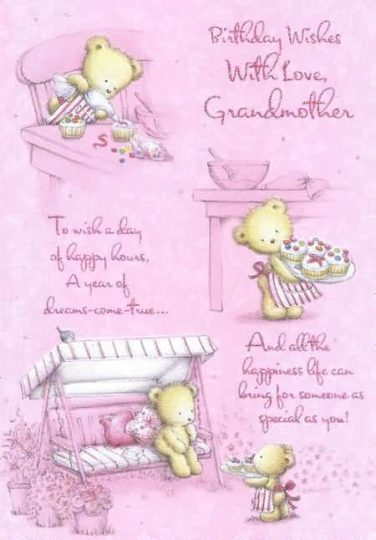 Awesome Birthday Wishes For Grandmother Greetings