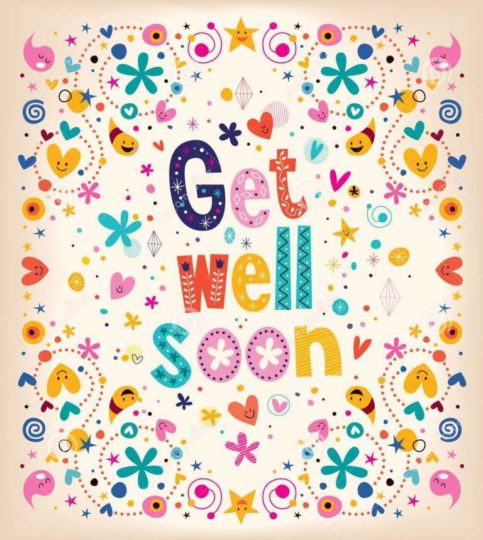 Awesome Get Well Soon Greetings