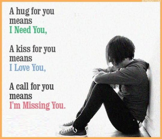 Awesome Miss You Quote I Am Missing You