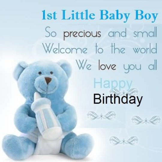 Best e card birthday wishes for 1st baby boy nicewishes best e card birthday wishes for 1st baby boy bookmarktalkfo Image collections