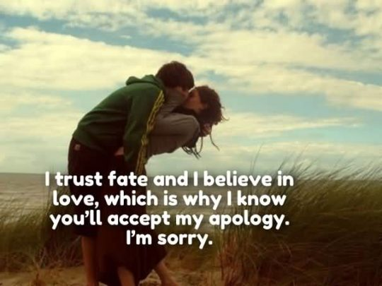 Fabulous Apology Quotes I Am Sorry