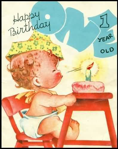 Fabulous Scrap Birthday Wishes For 1st Baby Boy