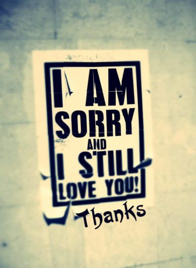 Famous Sorry Quotes I Still Love You